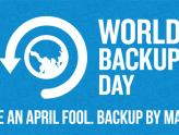 31 de Marzo - Día Mundial de la Copia de Seguridad