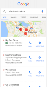 Google MyBusiness (GMB)