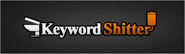 keyword shitter - herramienta de palabras claves